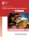 Highlights of IFPRI's partnerships and impacts in China