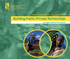 Building public-private partnerships for agricultural innovation